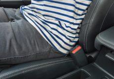 not wearing seat belt