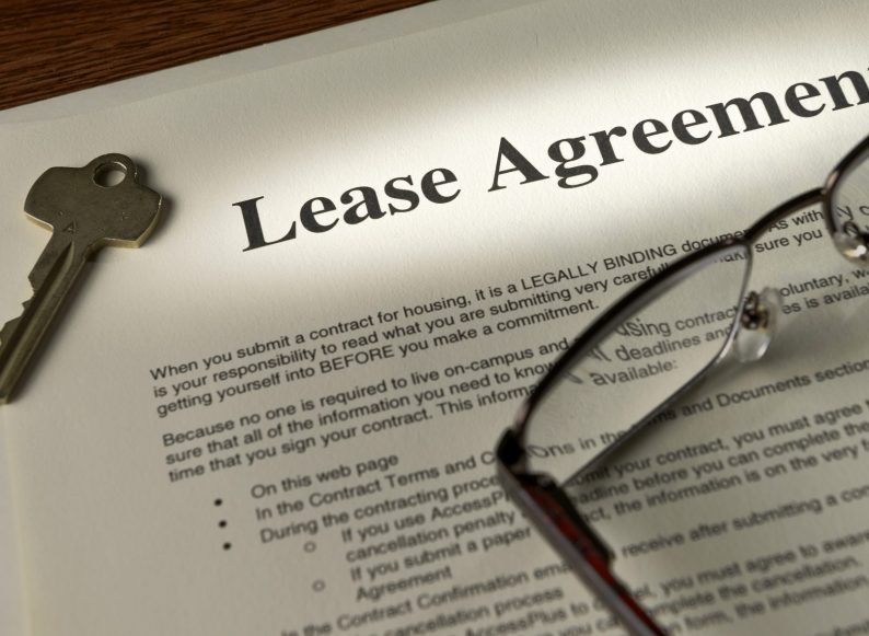 Commercial Lease Leases NSW