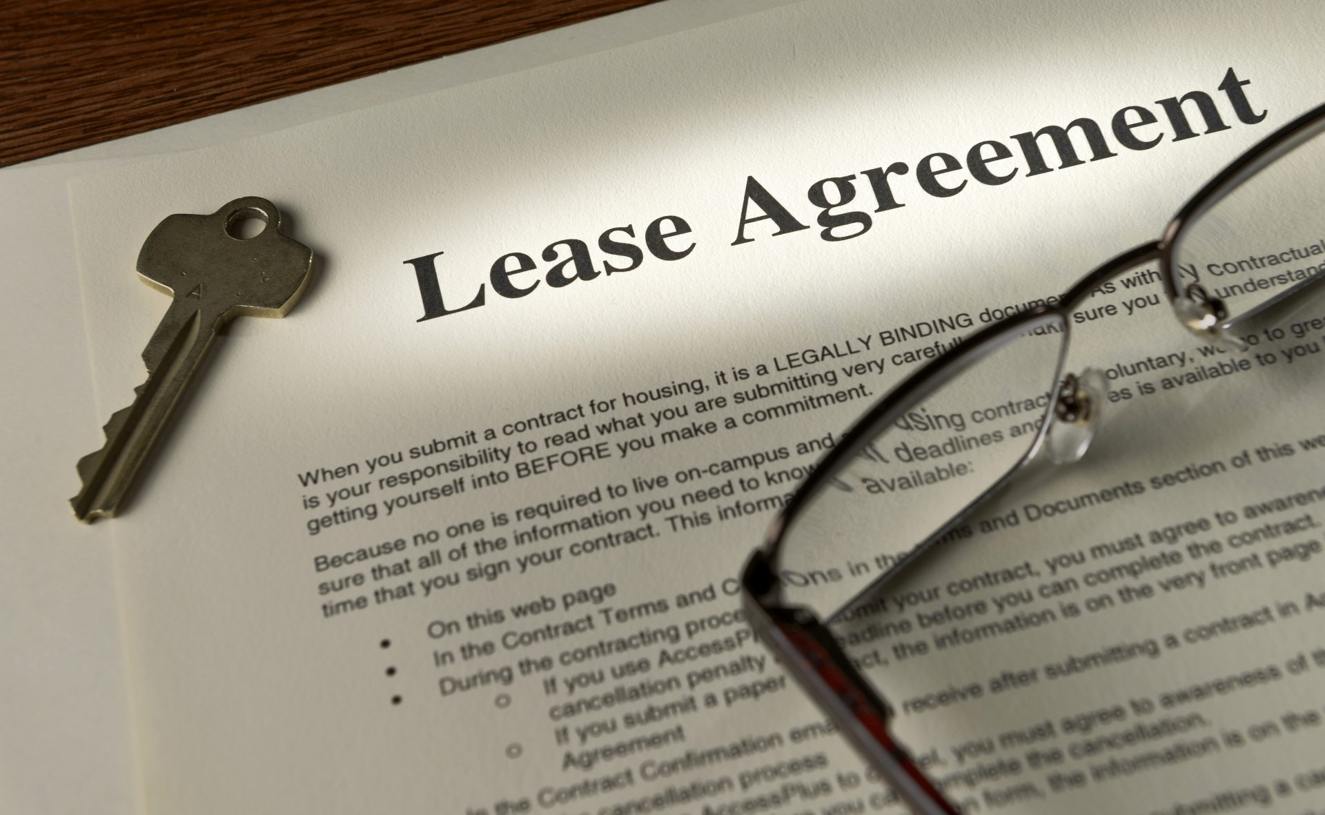 Commercial Leases Understanding The Basics