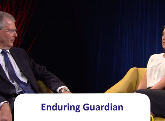 Estate Planning 2016 - 4 of 6 - Enduring Power of Attorney & Enduring Guardian